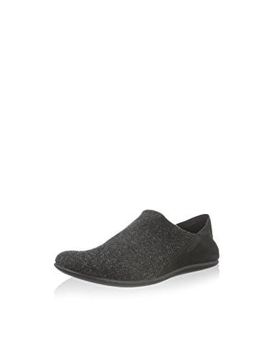 Ecco Sneaker Easy L dunkelgrau