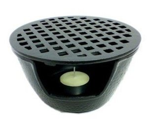 Find Cheap Cast Iron Teapot Warmer 5-3/4in Black #tw1