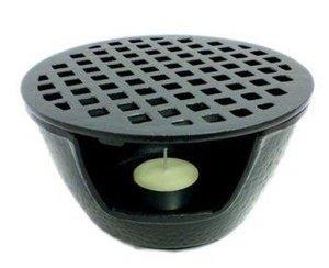 Find Cheap Cast Iron Teapot Warmer 5-3/4in Black #tw1