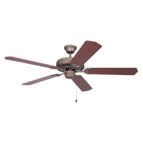 Ellington ELN52VP5 The Ellington Collection 52 in. Indoor Ceiling Fan - Vintage Pewter - ENERGY STAR