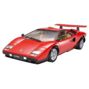Tamiya 1:24 Lamborghini Countach LP500S