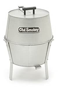 Old Smokey Charcoal Grill #18 (Medium) from Old Smokey Products Company
