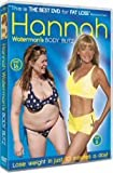Hannah Waterman's Body Blitz DVD