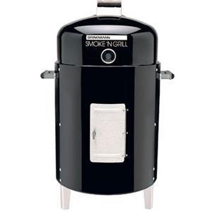 Brinkmann 810-5301-C Charcoal Smoker