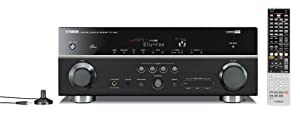 Yamaha RX-V867BL 7.2-Channel Home Theater Receiver (Black) (Discontinued by Manufacturer)