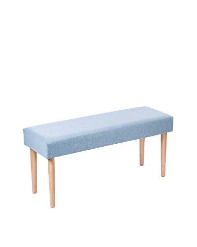 Only Deco Sitzbank blau