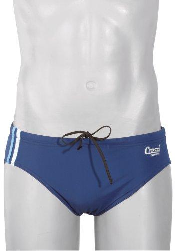 Cressi Swim Herren Badeanzug Badehose Naxos, Blau, XXL, VA922106