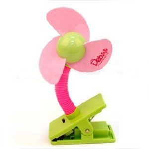 Clip-on Baby Stroller Fan - 1