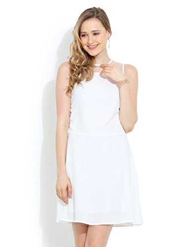 Trend Arrest Women White Dress
