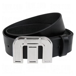 Travis mathew icon belt black l/xl (35-40)