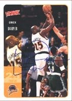 Erick Dampier Golden State Warriors 2000 Victory Autographed Hand Signed Trading... by Hall of Fame Memorabilia