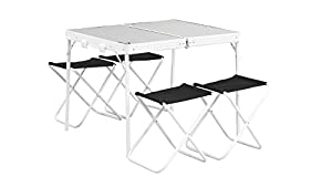 Easy Camp Provence Table Set - Grey, One Size