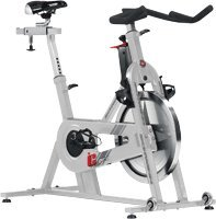 Schwinn Ic Pro Indoor Cycling Bike Exercise Machine Easy-to-use Handlebar and Seat Adjustments Corrosion-preventing Stainless Pins Can Be Quickly Threaded Tight for a Secure Hold on the Sliding Tubes