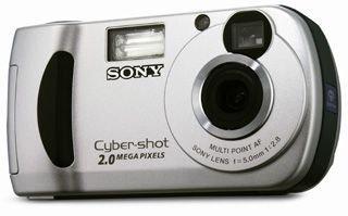Sony Cybershot DSC-P31