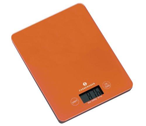 Balance balance numérique de zassenhaus, orange
