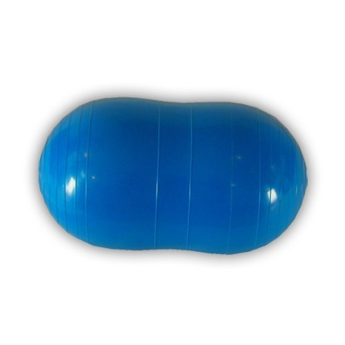 exercise peanut ball blue