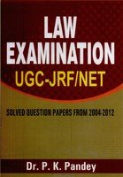 Law Examination UGC-JRF/NET- Solved Question Papers from 2004-2012