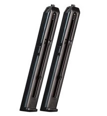 Crosman Airsoft 2 Pk Spare Magazines for SAMC11