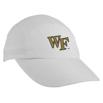 Buy NCAA Wake Forest Demon Deacons Race Hat, White by Headsweats