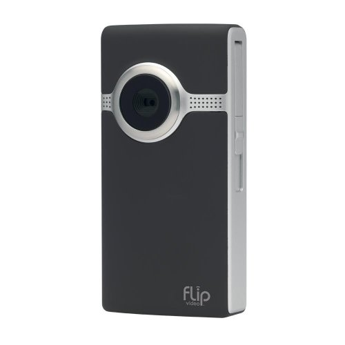 Flip Ultrahd Video Camera - Black, 8 Gb, 2 Hours (3Rd Generation)