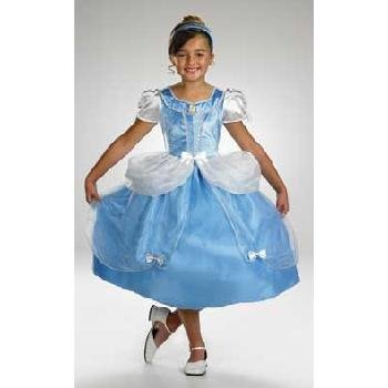 Childs Deluxe Cinderella Costume