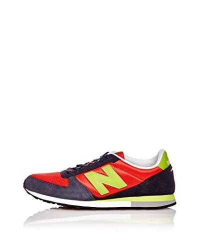 New Balance Zapatillas U430NRL Azul / Rojo