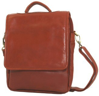 Visconti Leather Handbag Style 1603 Brown