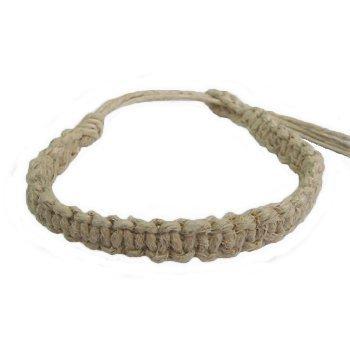 Hemp Handmade Bracelet or Anklet