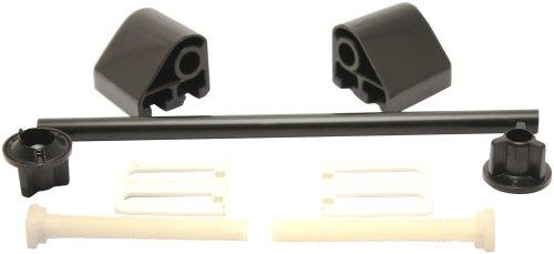 Plumb-Pak Toilet Seat Hinge – Black
