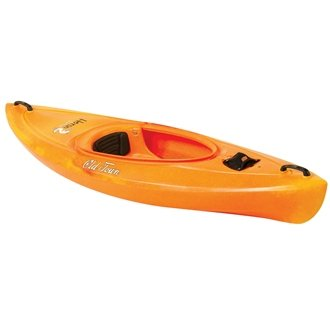 Old Town Heron Jr Orange Kayak