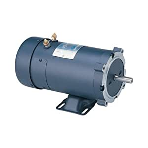 Leeson 12 volt dc motor 3 4 hp 1750 rpm model 108048 for 2 hp 12v dc motor