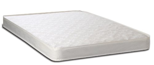 New Kolcraft Cozy Soft Portable Crib Mattress, Lily