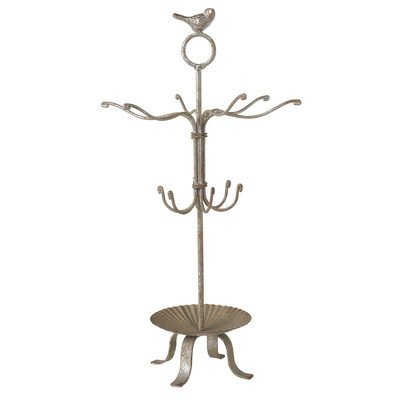 Bird Jewelry Stand [Set of 2]