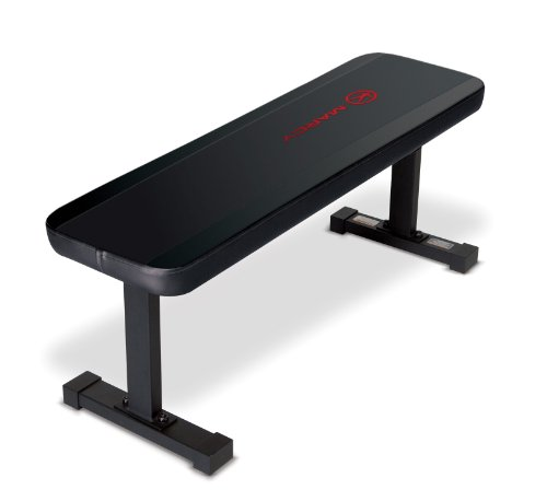 Marcy-Flat-Utility-Weight-Bench-Black
