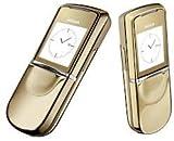 Nokia 8800 scirocco gold