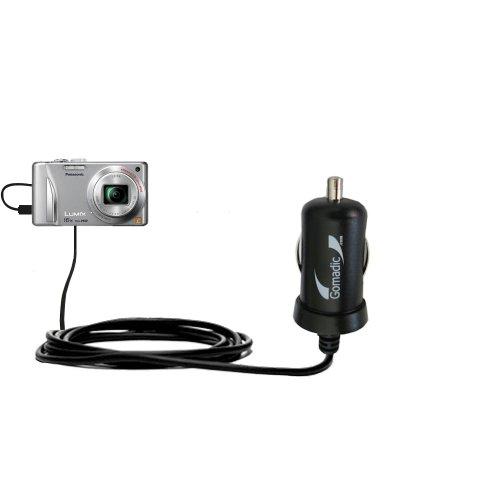Intelligentes 2A / 10W Kompakt-Ladegerät DC kompatibel mit Panasonic Lumix DMC-ZS15S mit TipExchange Technologie