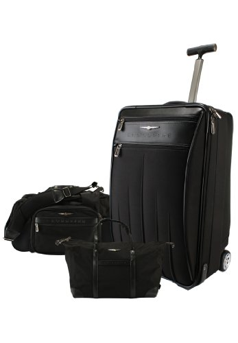 original-brand-new-3-piece-crossfire-limited-touring-gear-luggage-and-an-elegant-collectible-free-ke