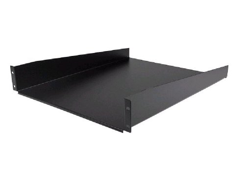 StarTech 2U 22 inch Fixed Server Rack Mount Cantilever Shelf