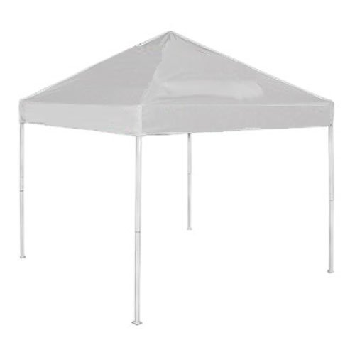 Logo Chair Plain White Canopy Tent with Frame