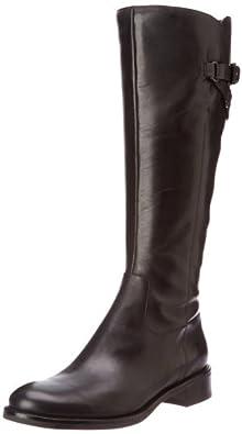 (五星)ECCO Hobart Tall Strap 爱步 女士 霍巴特 时尚真皮长靴 咖啡色 $129.96