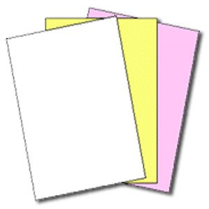 167 Sets of 3 Part NCR® Paper 5909