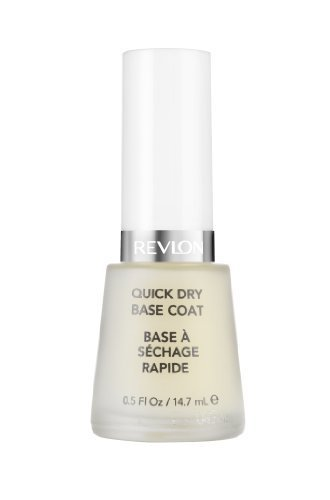 Revlon Nail Enamel - 14.7 ml, Quick Dry Base Coat by Revlon