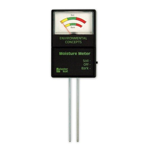 Enviromental Concepts SMB12 Luster Leaf Soil and Bark Moisture Meter