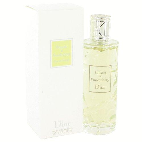 Escale A Pondichery Perfume By Christian Dior 4.2 oz Eau De Toilette Spray For Women - 100% AUTHENTIC