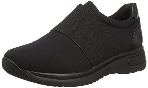 Vagabond Nikina, Low-Top Sneaker donna, Nero (Schwarz (20 Black)), 37