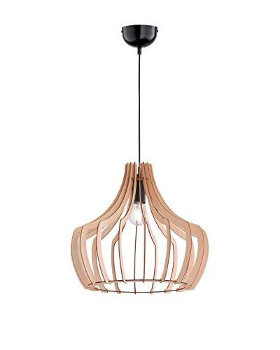 Trio Lighting Lampada A Sospensione Wood