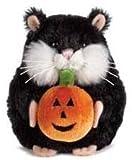 Webkinz Mazin' Hamster Halloween Seasonal - Spooky