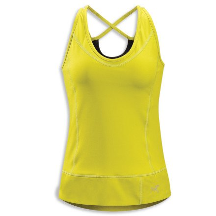 Buy Low Price Arc'teryx Escala Strap Tank – Women's (B001R4IPLO)