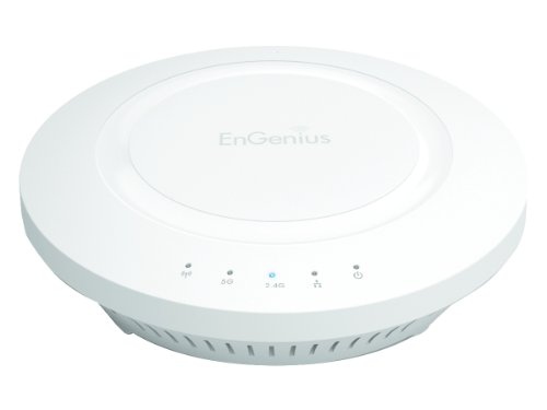 EnGenius Technologies High-powered Dual-Band N Indoor Access Point/Wireless Distribution System (EAP600)