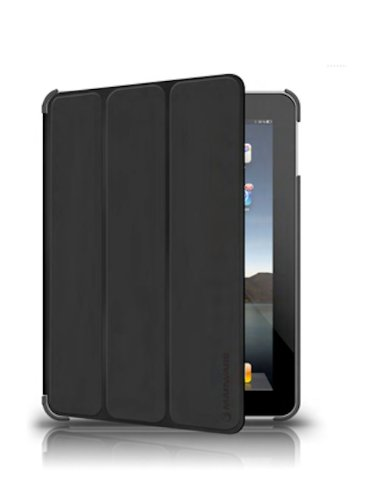 Marware MicroShell Folio for iPad 2 Black (602956008569)